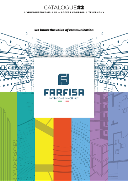 Farfisa 2020 Catalogue