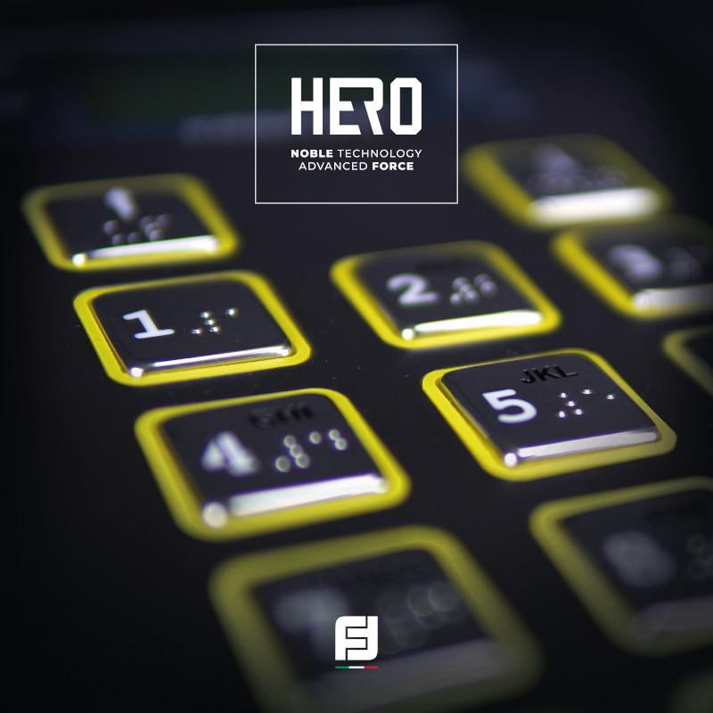 Hero TD2000HE Keyboard